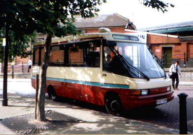 Optare City Pacer (28774 bytes)