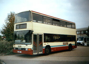 Reading Optare Spectra 701
