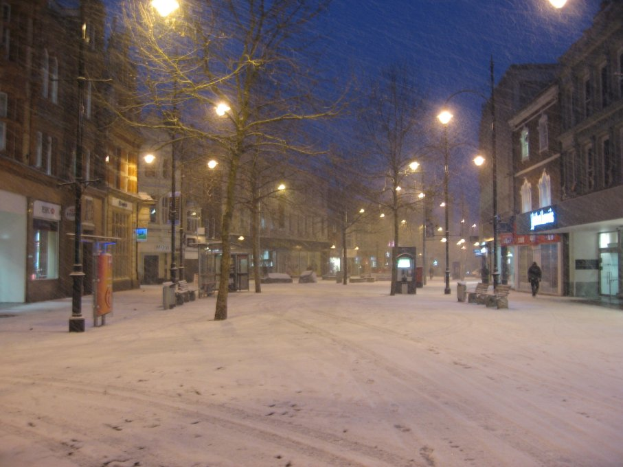 Broad Street on 2 February 2009