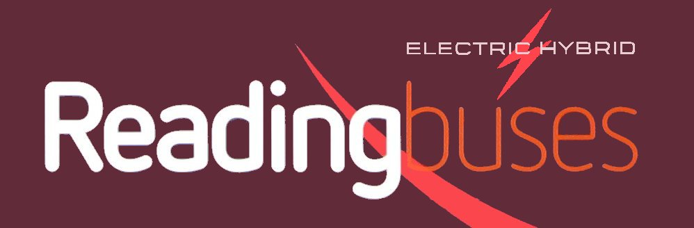Reading Buses Electric Hybrid Logo